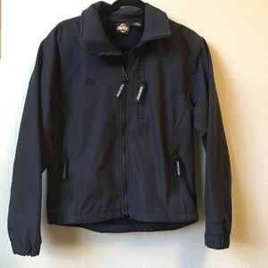 AFRC Windstopper Black Softshell